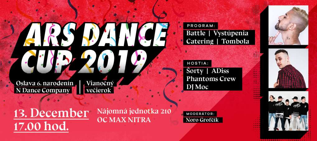 ARS DANCE CUP 2019