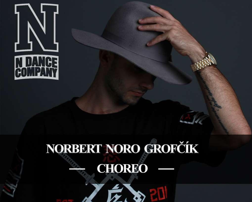 Norbert  Noro Grofčík