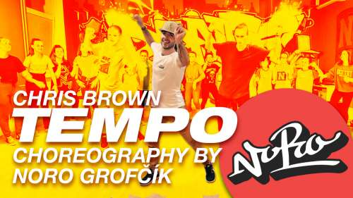 Chris Brown - Tempo by NORO