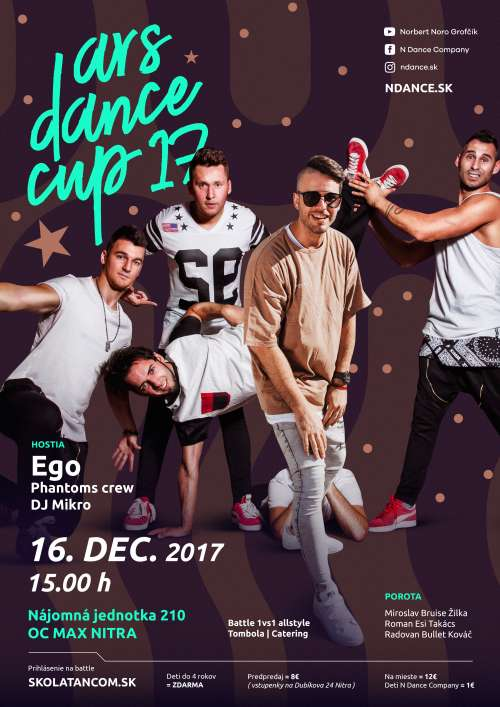 ARS DANCE CUP 2017